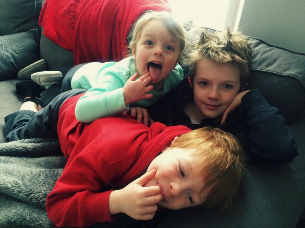 Siblings February 4