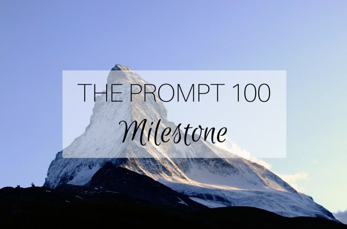 The Prompt 100: Milestone