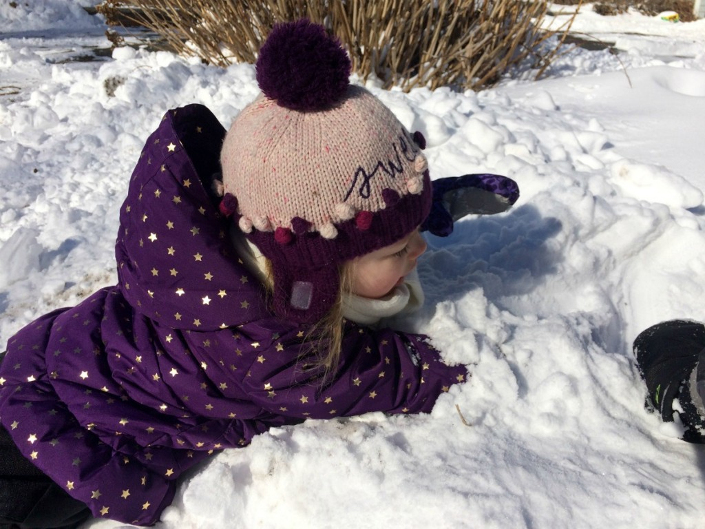 Buried in Snow 4