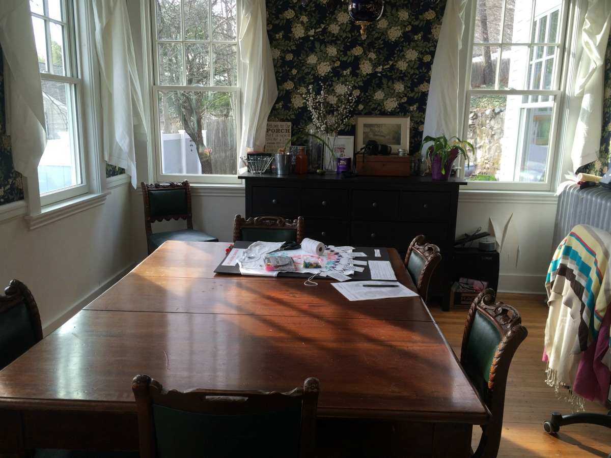 Dining Room - Clutter 2