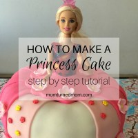 Bake: how to make a Princess Cake