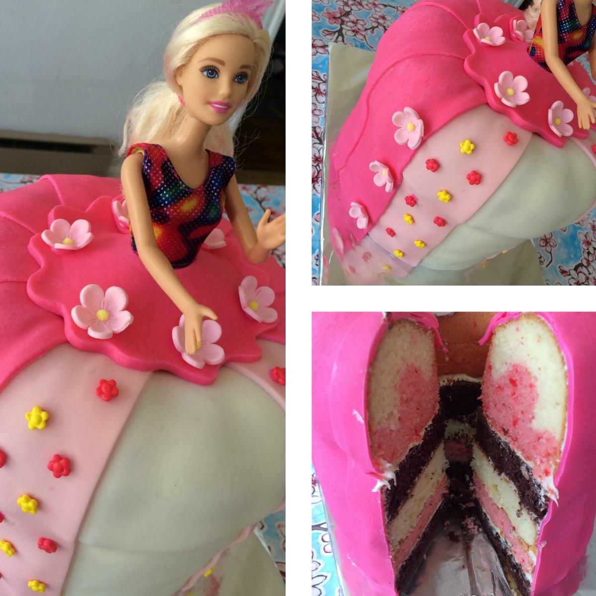 Princess Cake Tutorial 7