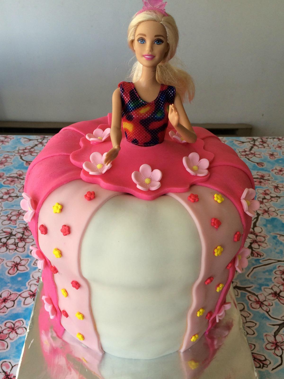 Princess Cake Tutorial 8