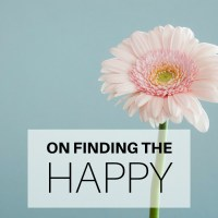 On finding the happy