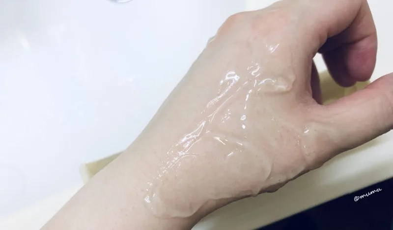 ビオレおうちdeエステマッサージ洗顔ジェル