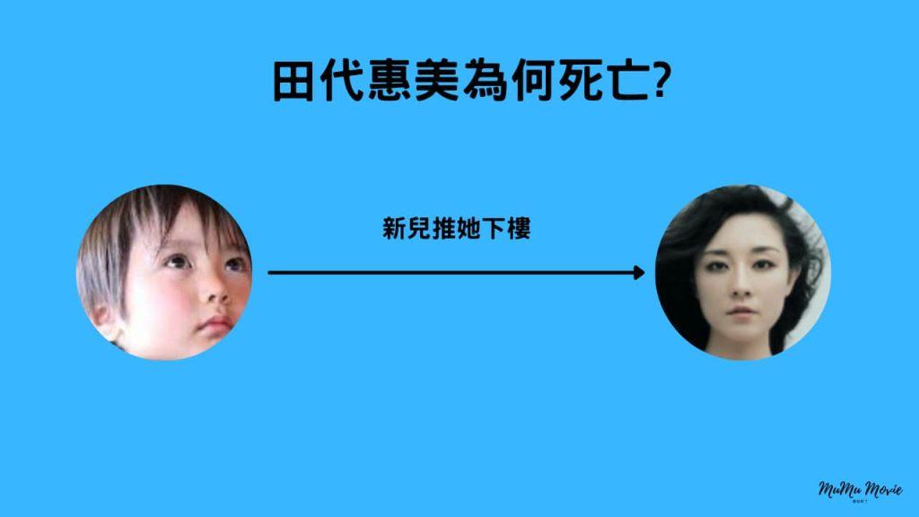 潘多拉 永遠的生命電影中田代惠美為何死亡