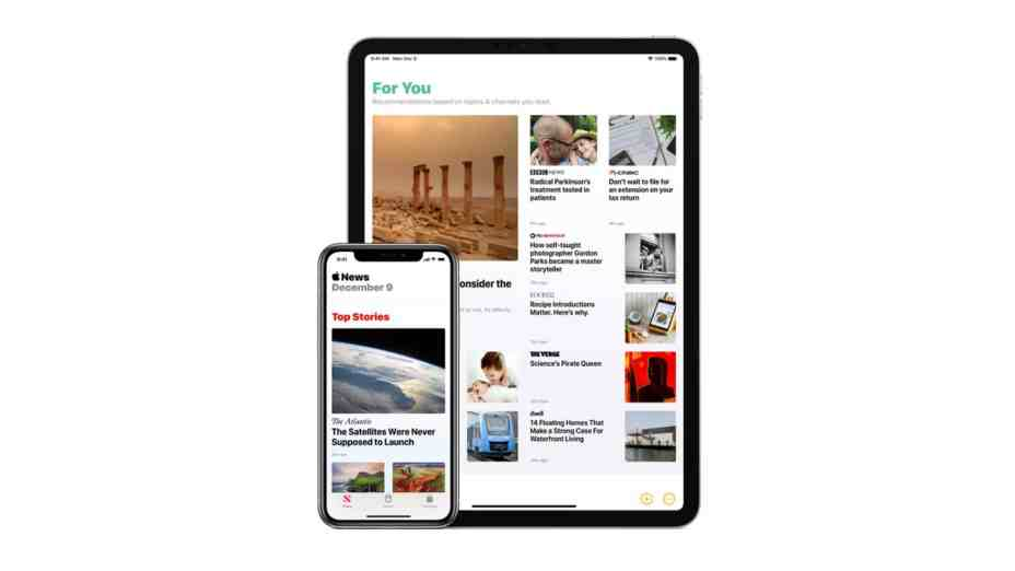 iOS 13.6 Saves Your Article Reading Position in Apple News