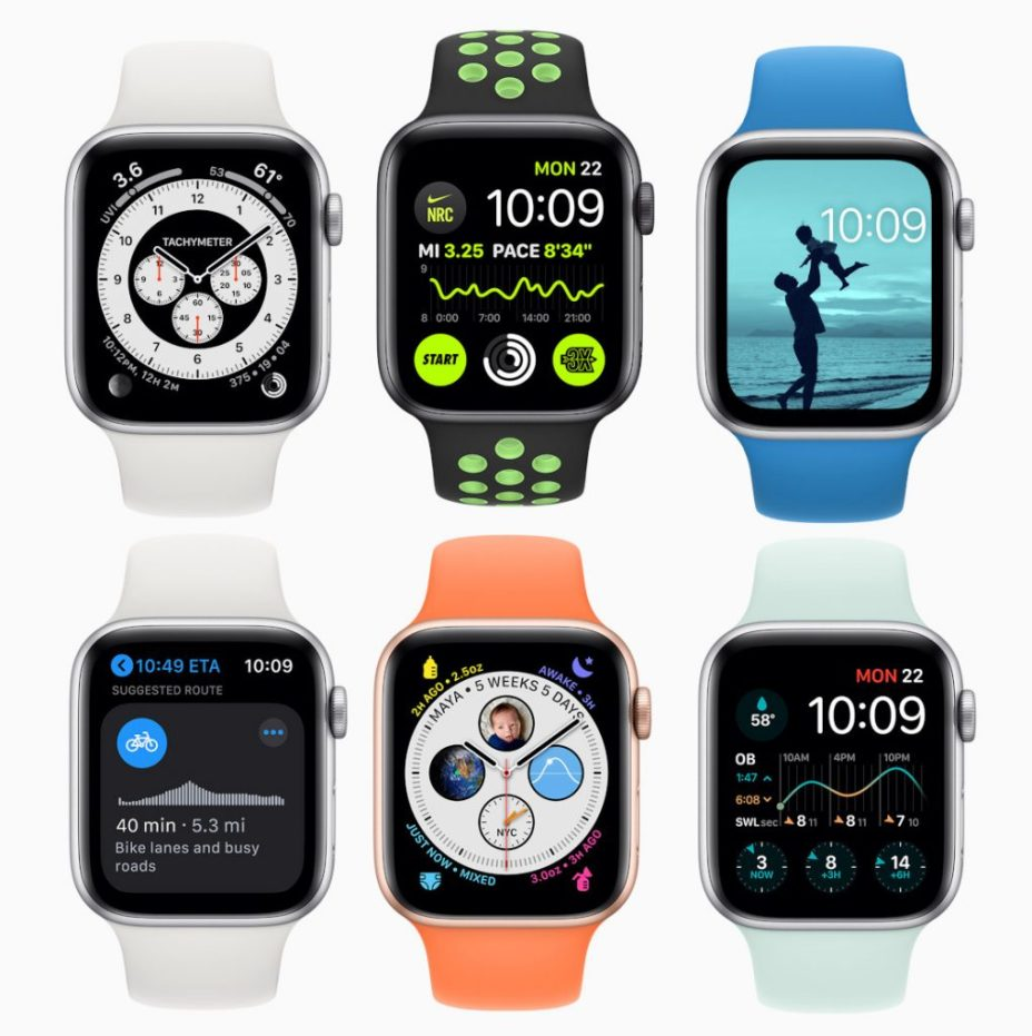 Apple Announces watchOS 7 with Sleep Tracking, Face Sharing, More
