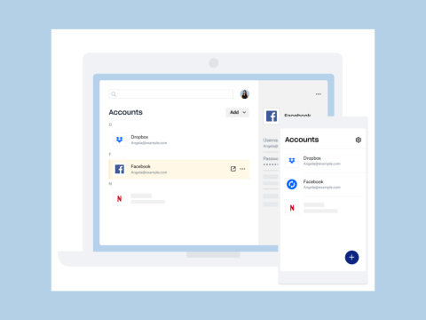 Dropbox Launches New Password Manager, Secure Vault for Dropbox Plus Users