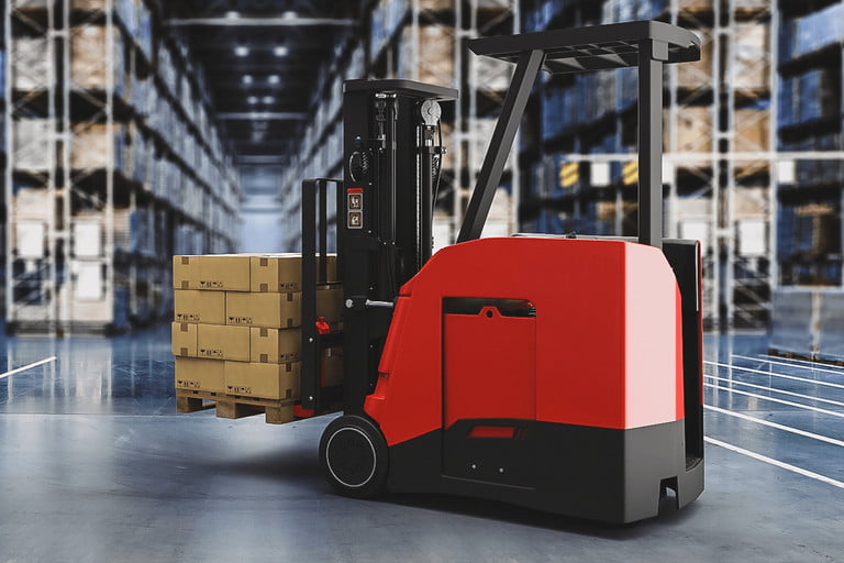 Self-driving forklifts are here to revolutionize warehouses, for better or worse