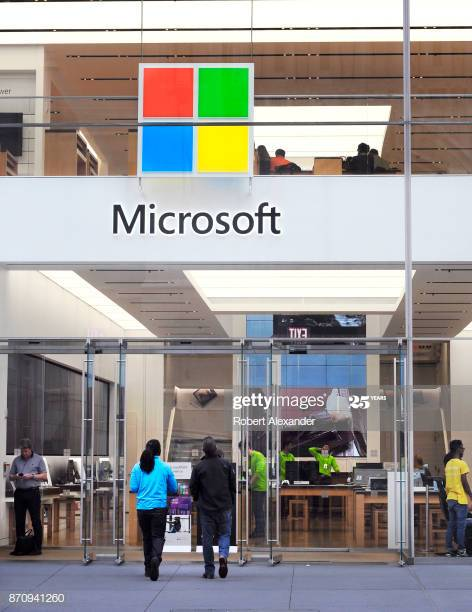 Microsoft is Shutting Down All of Its Retail Stores Around The World