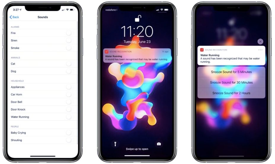 New iOS 14 Feature Notifies iPhone Users of Sounds like Siren, Doorbell and Alarms