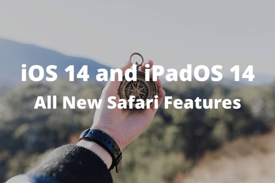 iOS 14: All the New Safari Features You Should know