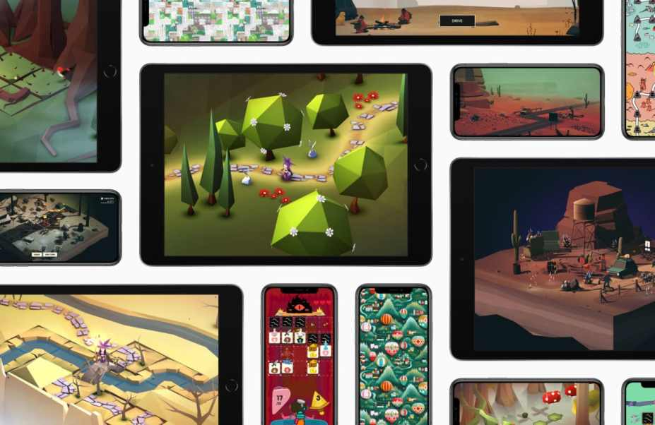 Apple Changes Apple Arcade Strategy to Focus on More Engaging Games
