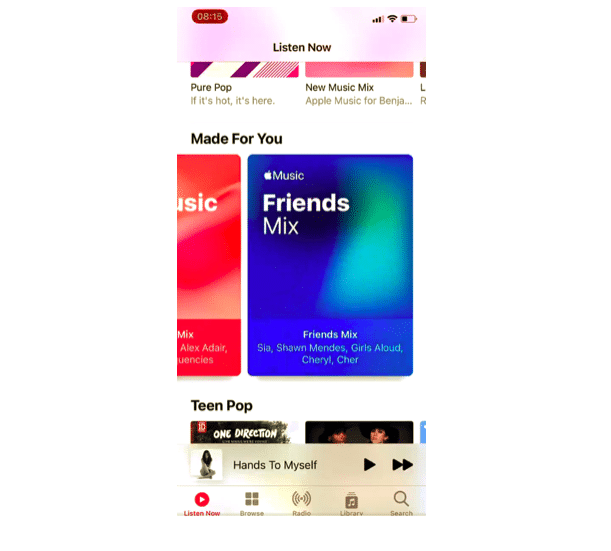 Apple Adds Slick New Animated Artwork for Music Playlists on iOS 14 Beta