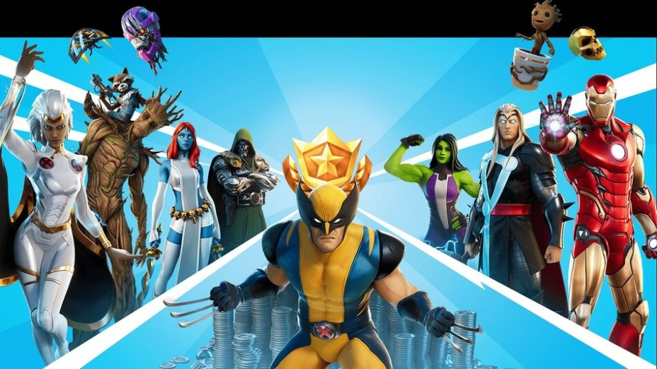 Fortnite Chapter 2 Season 4 Nexus War Begins, Play as Iron Man, Doctor Doom, Storm, and More Marvel Superheroes