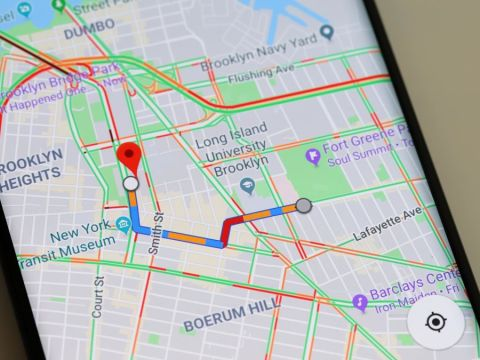 Google Maps for iPhone Adds Improved Street-level Details, Natural Imagery