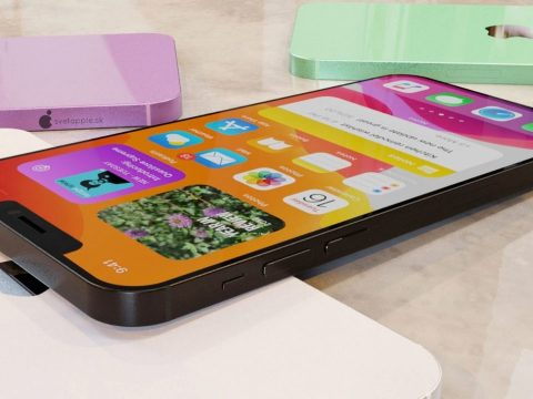 Gallery: 5.4-inch iPhone 12 Imagined in Multiple Colors in Concept