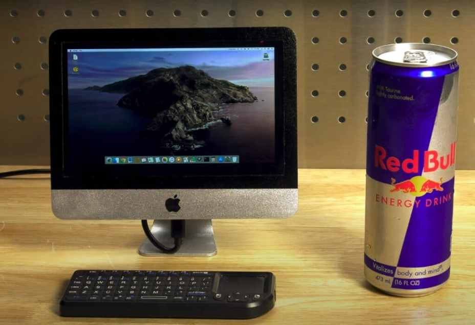 'World's Smallest iMac' Build Video is Charming and Downright Impressive