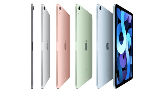 New iPad Air Unveiled with 10.9-inch Retina Display, A14 Bionic, More
