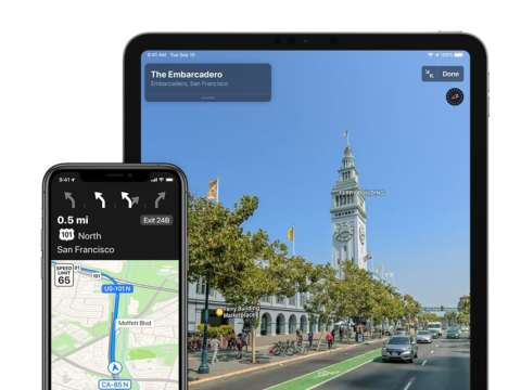 Meet Eyedrive, System for Collecting Maps Data Using Advanced Vehicles Detailed