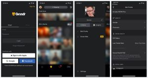 A security flaw in Grindr let anyone easily hijack user accounts