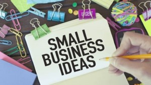From where do the best business ideas come from?