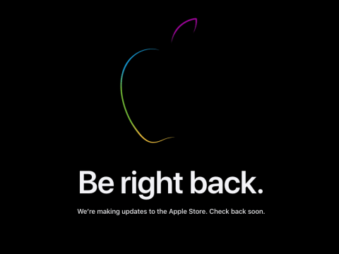 Apple Store Goes Down Ahead of iPhone 12 Launch Event