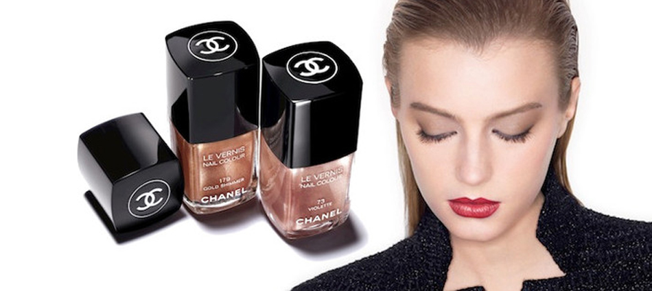 Chanel Moiré Le Rouge Chanel Fall 2013 Collection