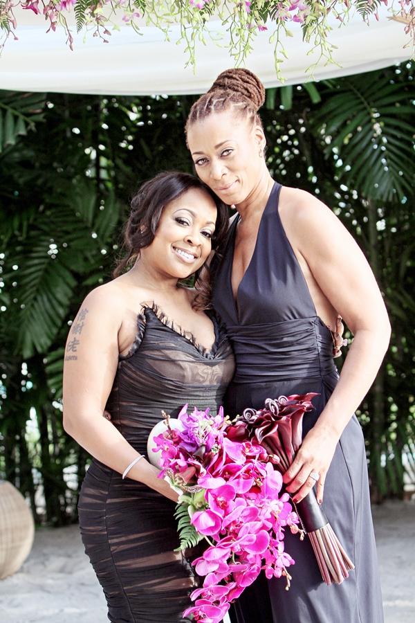 RampB Diva Monifahs Luxurious Destination Wedding In Honolulu