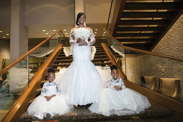 Luxurious Nigerian Wedding In Houston: Ezinne + Uche