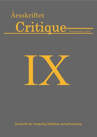 Critique 2016