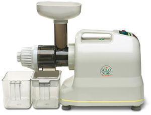 Tribest SS-9002 SoloStar-II Juice Extractor