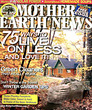 Mother Earth News 6/$14.95