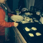 Cooking In The Kitchen.. Having fun – Puff Pastry