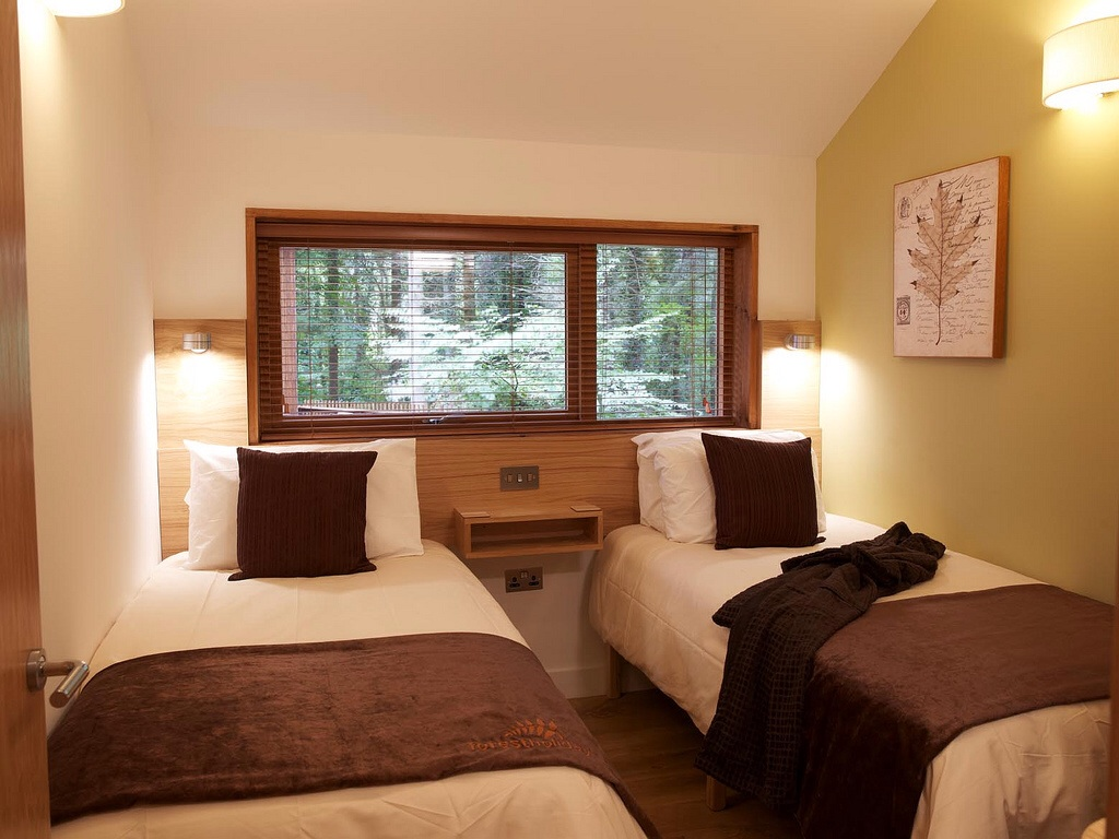 Gold lodge forest holidays