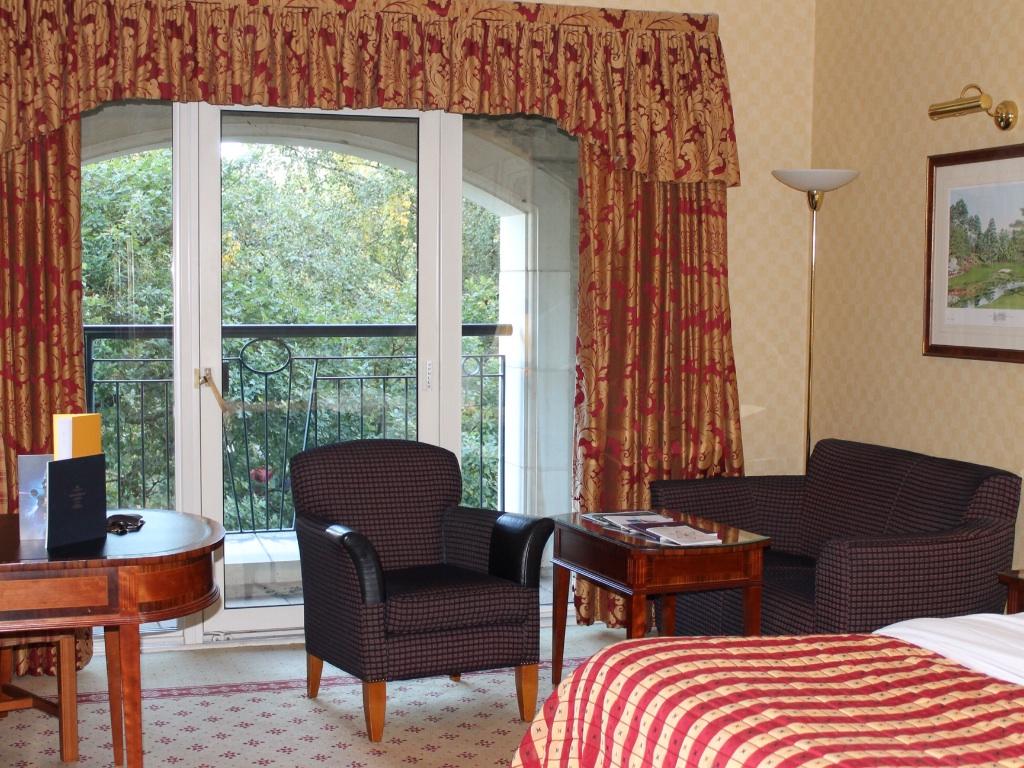 Celtic manor room