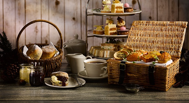 Win afternoon tea at Celtic manor