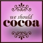 We Should Cocoa Chocolate Challenge – Christmas Theme December 2015