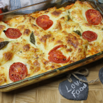 Love Food Hate Waste – Roast Chicken Lasagne