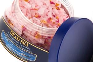 dead sea frankincense salts