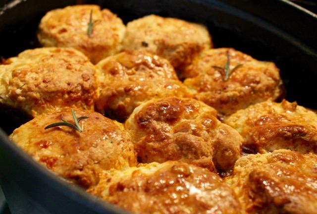 beef cobbler scone recipe