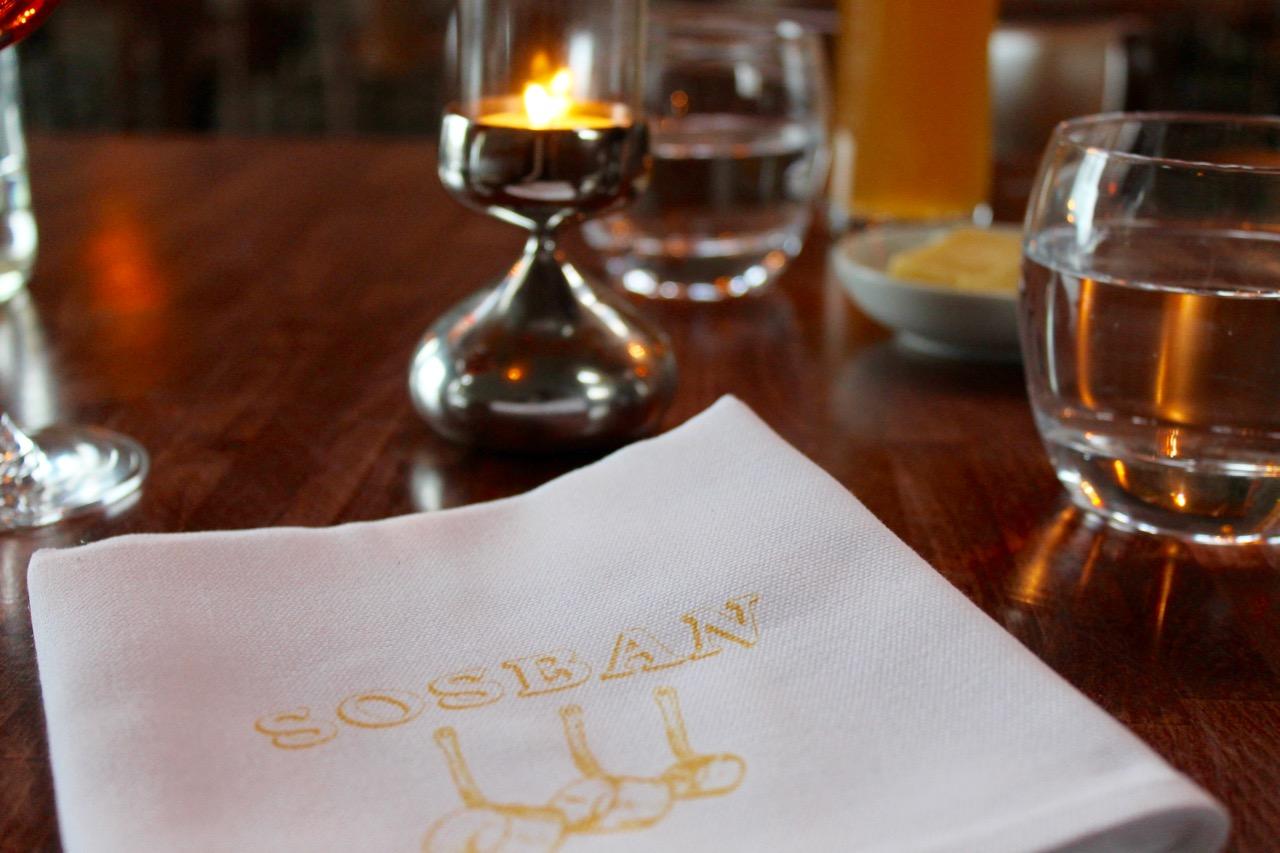 sosban drinks menu