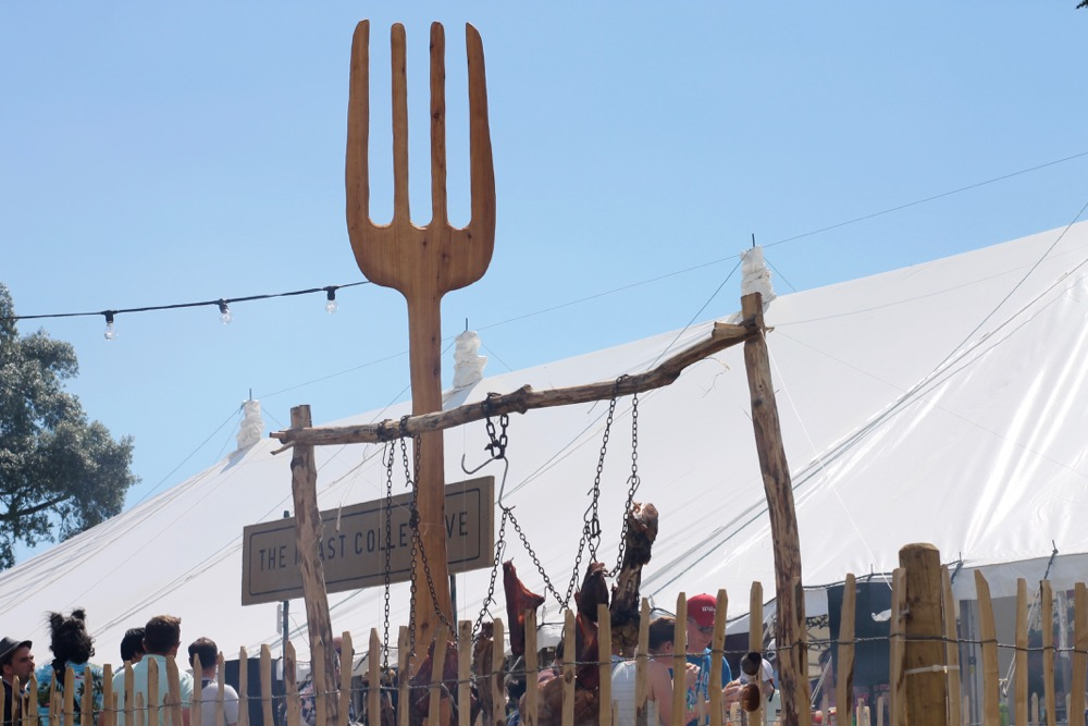 feast collective tent 2016