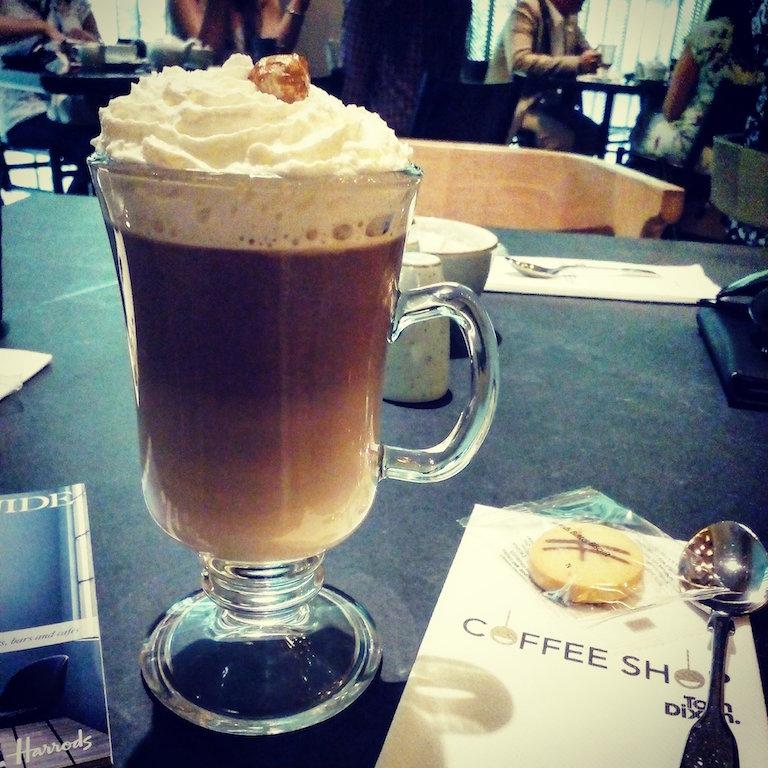 harrods coffee
