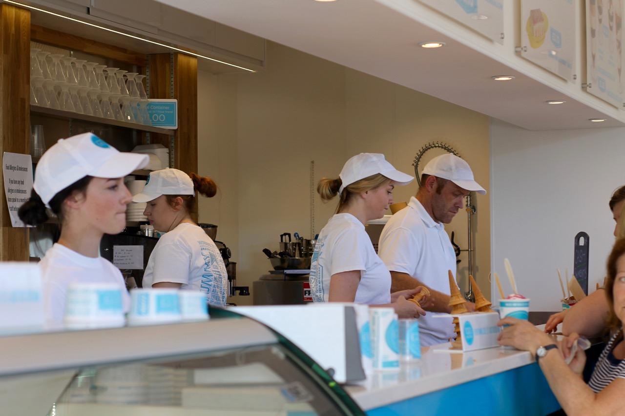 joe's ice cream llanelli