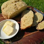 Slow Cooker Lemon & Herb Soda Bread