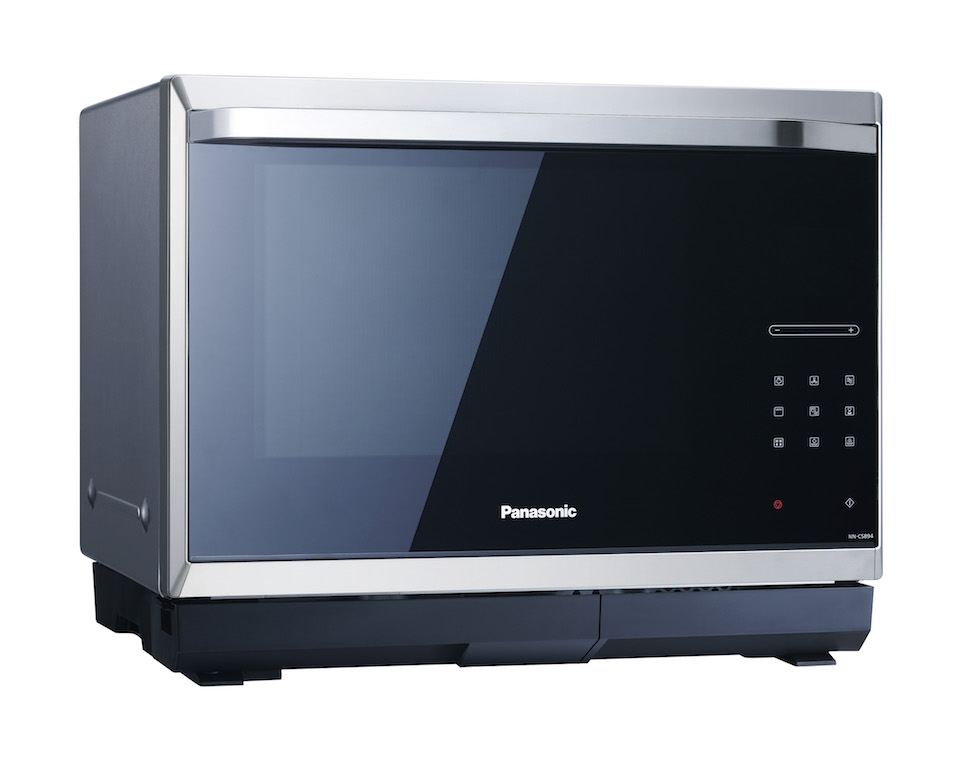 panasonic steam microwave