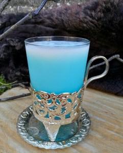 game of thrones cocktails, blue curaçao, white walker