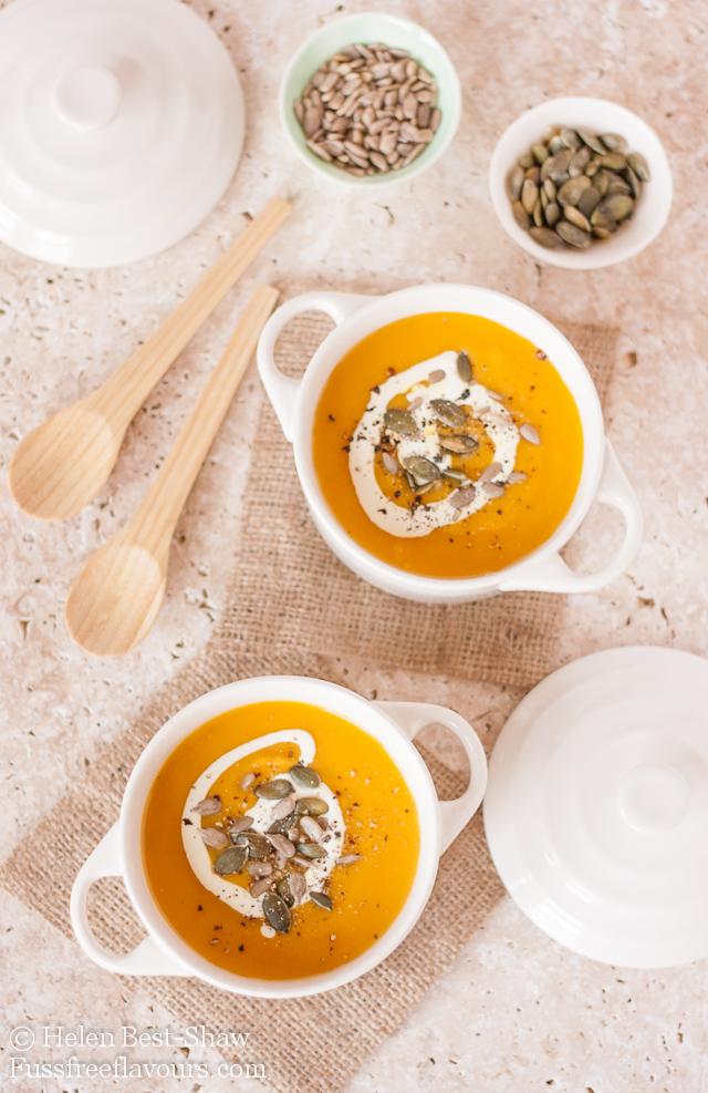 pumpkin and squash recipe